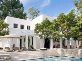 Transformers Director Lists Mansion