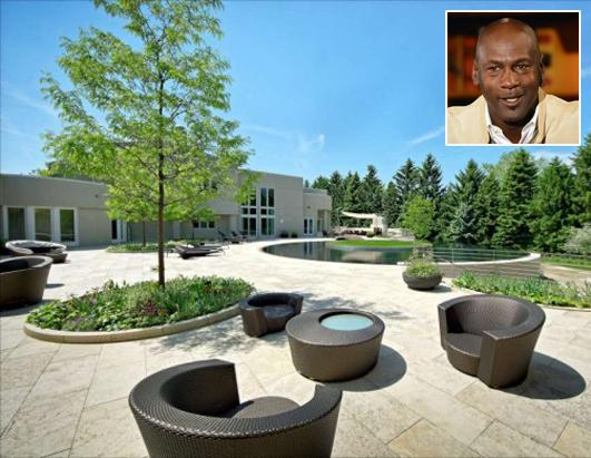 Michael Jordan's Home Back on the Market