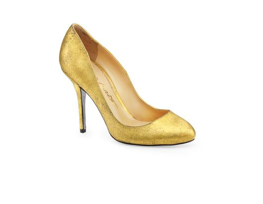 24 Carat Gold Shoes on Sale