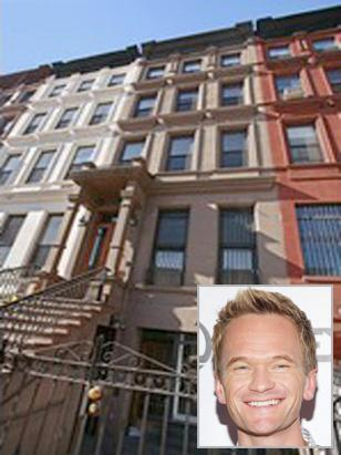 Here's a look inside Harris' new $3.6 million brownstone