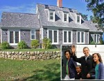 Photo: Obamas vacation at Blue Heron Farm on Marthas Vineyard
