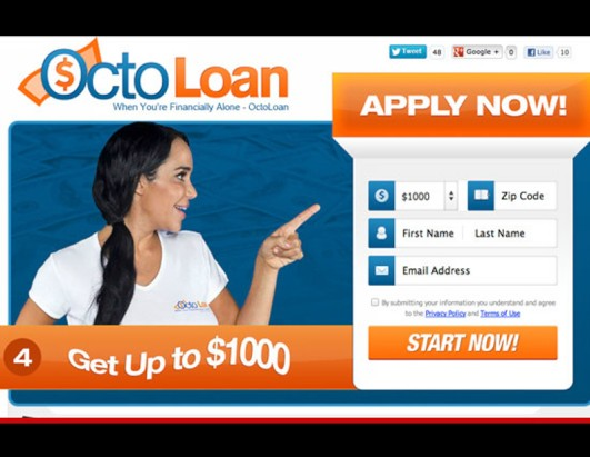 'Octomom' Endorses Loan Network Website