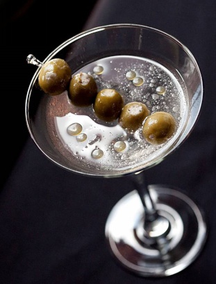 Tar Ball Cocktail: New Drinks Inspired by Gulf Oil Spill