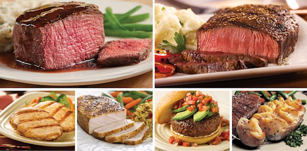 PHOTO: Omaha Steaks