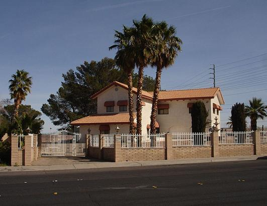 Las Vegas underground home on sale for $1.7M