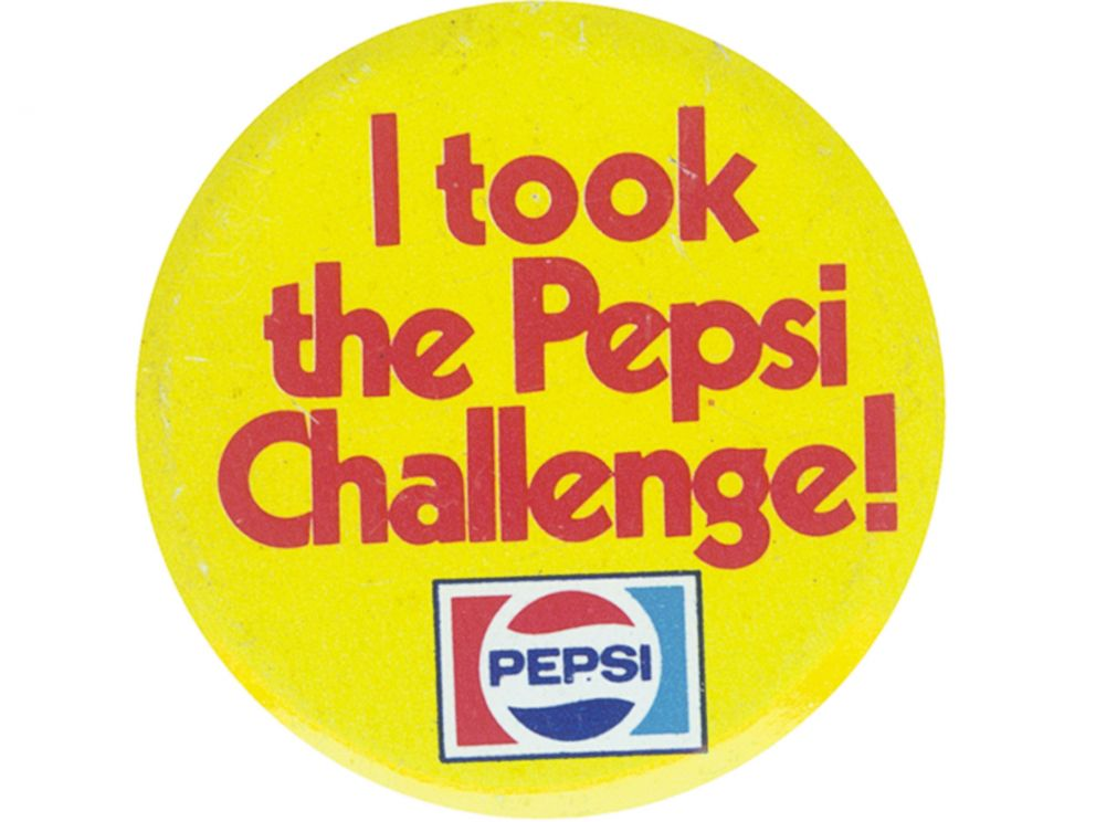 pepsi challenge Pepsi has relaunched its pepsi challenge by using celebrities – serena williams, usain bold, and usher – to reach a younger audience via social media, according.
