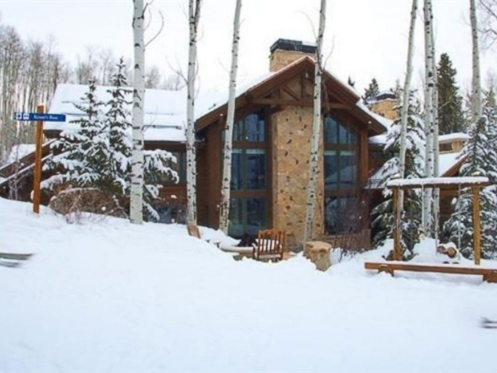 PHOTO: The median home price for Strawberry Park Ct in Beaver Creek, Colo. is $12.4 million.