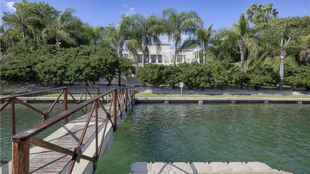 PHOTO: The median home price for Indian Creek Island Rd in Indian Creek Village, Fla. is $21.48 million.