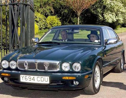 Queen's Daimler Sells for $62, 755
