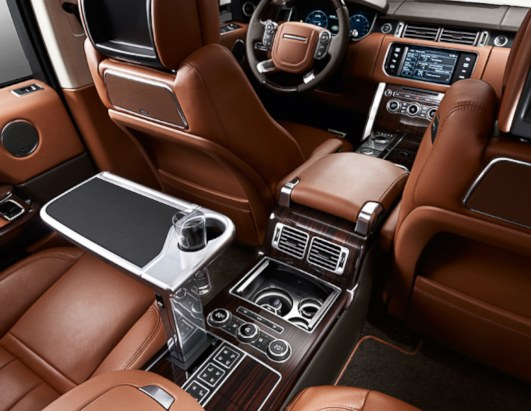 Ultra-Luxury Edition 2014 Range Rover