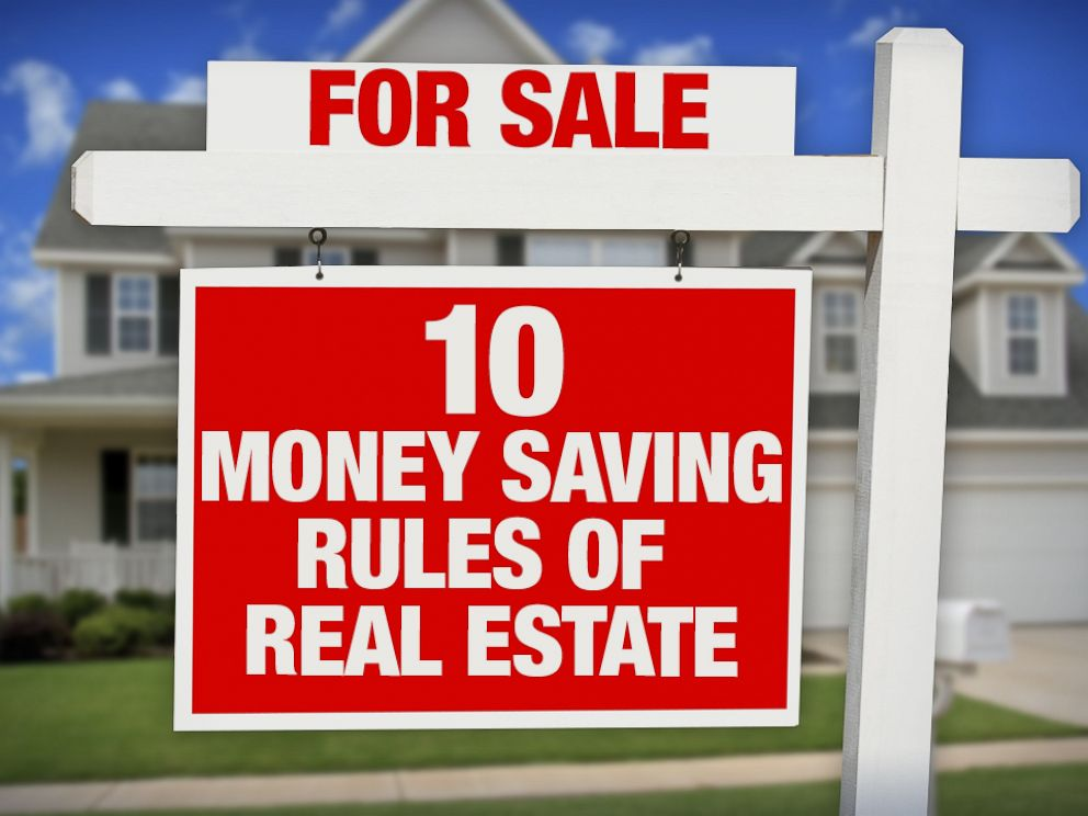 PHOTO: These tips can save you money when buying or selling a house.
