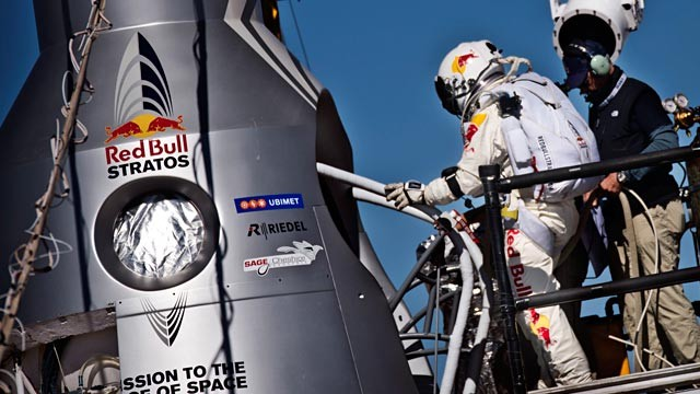 PHOTO: Red Bull Stratos