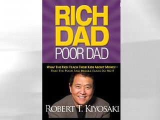 'Rich Dad, Poor Dad' Unit in Bankruptcy