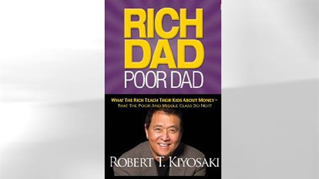 PHOTO: Robert Kiyosaki, the author of &quot;Rich Dad, Poor Dad&quot;, recently filed for bankruptcy.