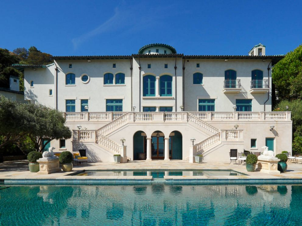 PHOTO: Pictured is Robin Williams home that is listed for $29.9 million in Napa, Calif.