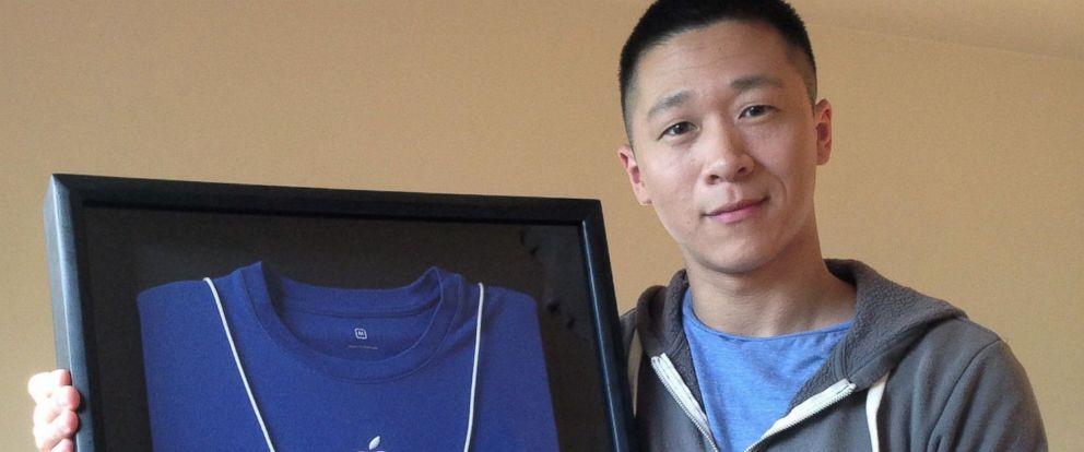 PHOTO: Apple retail employee Sam Sungs stuff reaches $6K on eBay