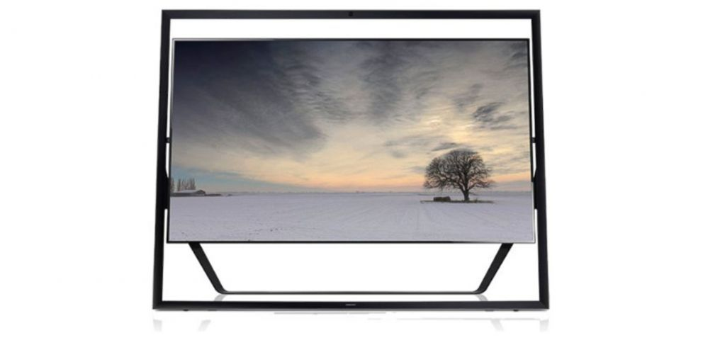 PHOTO: $40,000 Samsung TV ridiculed in Amazon reviews