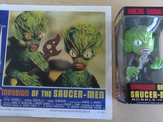 'Saucer-Men' Claims Alien Ripped-Off