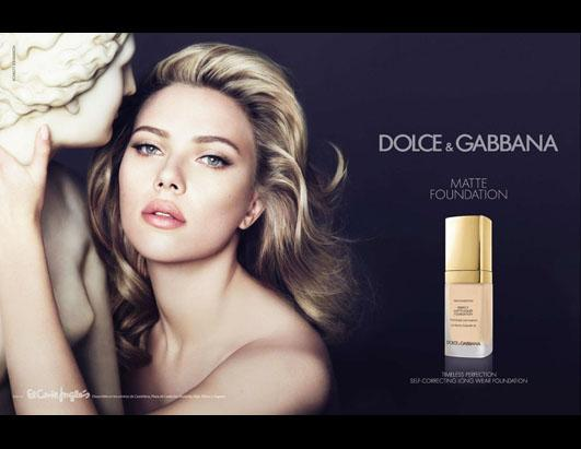 Scarlett Johansson's Seductive Dolce and Gabbana Ad
