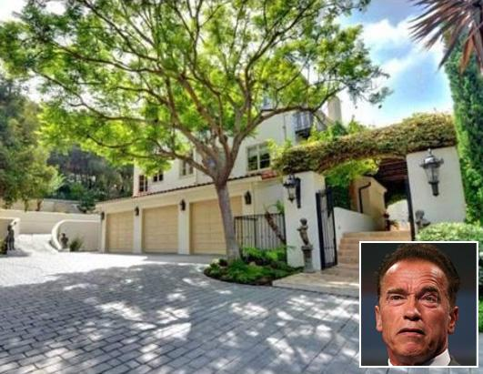 Schwarzenegger Home Sold