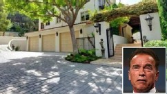 Schwarzenegger Home That Sparked Affair Sold