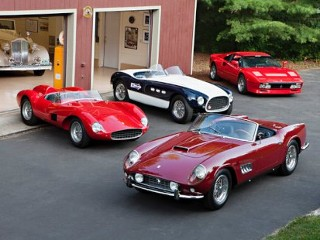 Photos: Rare Ferraris to Be Auctioned