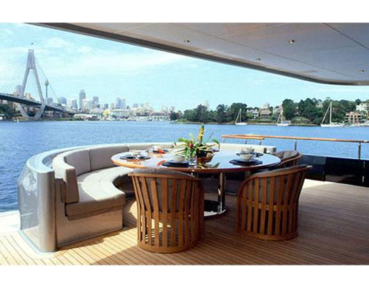 Lavish Mega-Yachts