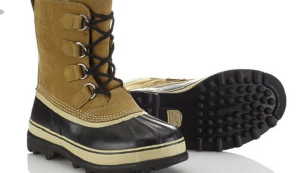 PHOTO: Caribous boots from Sorel are available online.
