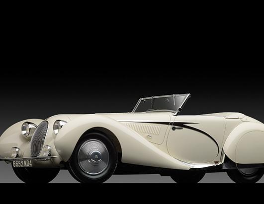 A 1938 Talbot Lago, Up For Auction