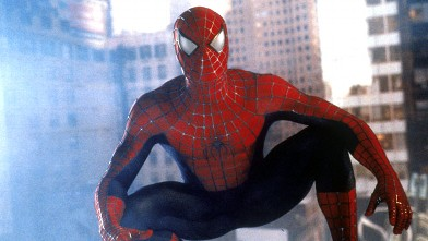 PHOTO: Spider-man