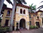 PHOTO: Andre Barbosa, 23, has moved into this empty $2.5 million mansion in a posh Boca Raton neighborhood, using an obscure Florida real estate law to stake his claim on the foreclosed waterside property, reports the Sun Sentinel.