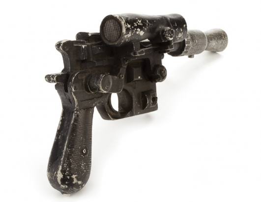 Harrison Ford 'Han Solo' Blaster up for Auction