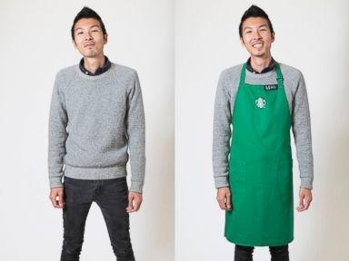 PHOTO: Starbucks reveals new dress code for employees.