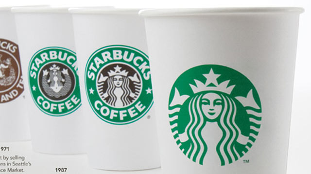 PHOTO Starbucks Cups through the Years