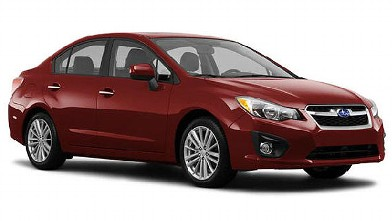 PHOTO: 2012 Subaru Impreza