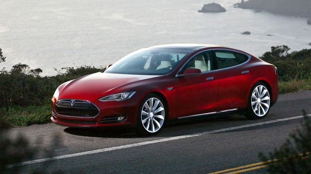 PHOTO: A bill in North Carolina that blocks car manufacturers from selling vehicles directly to consumers may seriously impact Teslas business model.