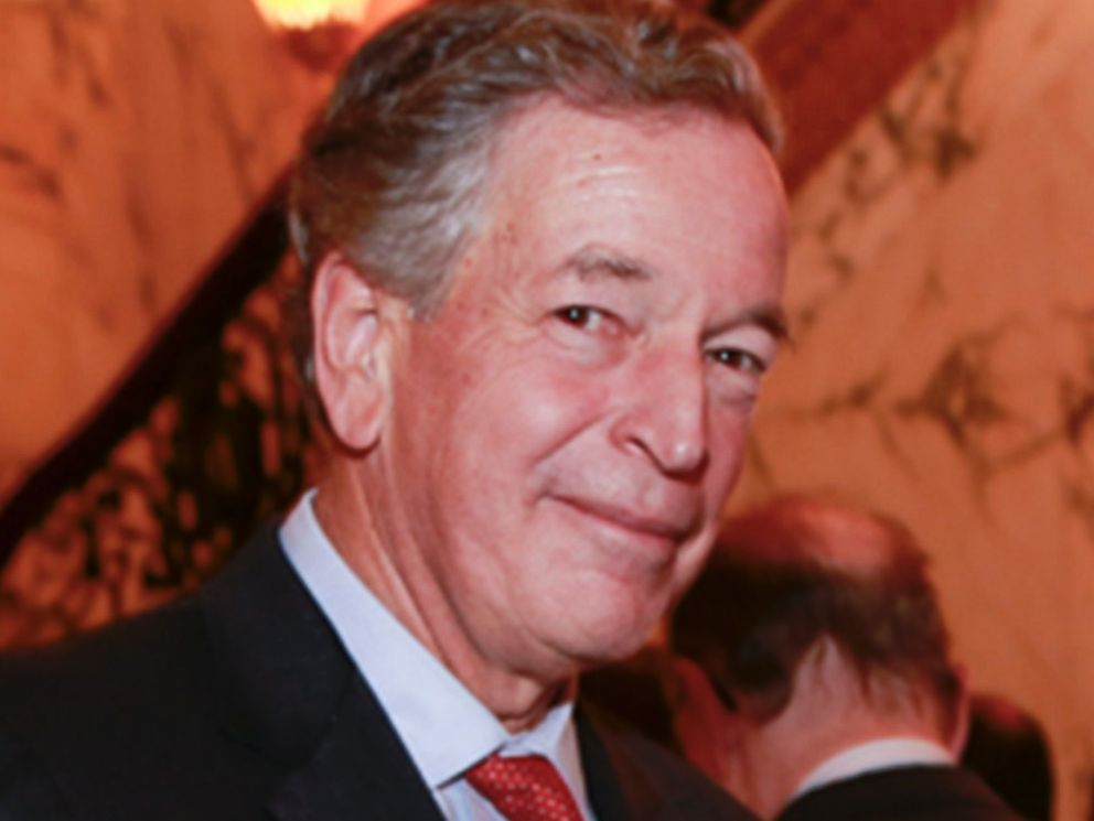 PHOTO: Thomas Gilbert is pictured attending the annual 2013 Hedge Fund Association conference in New York City.