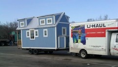 Tiny Ohio Home Auctioned