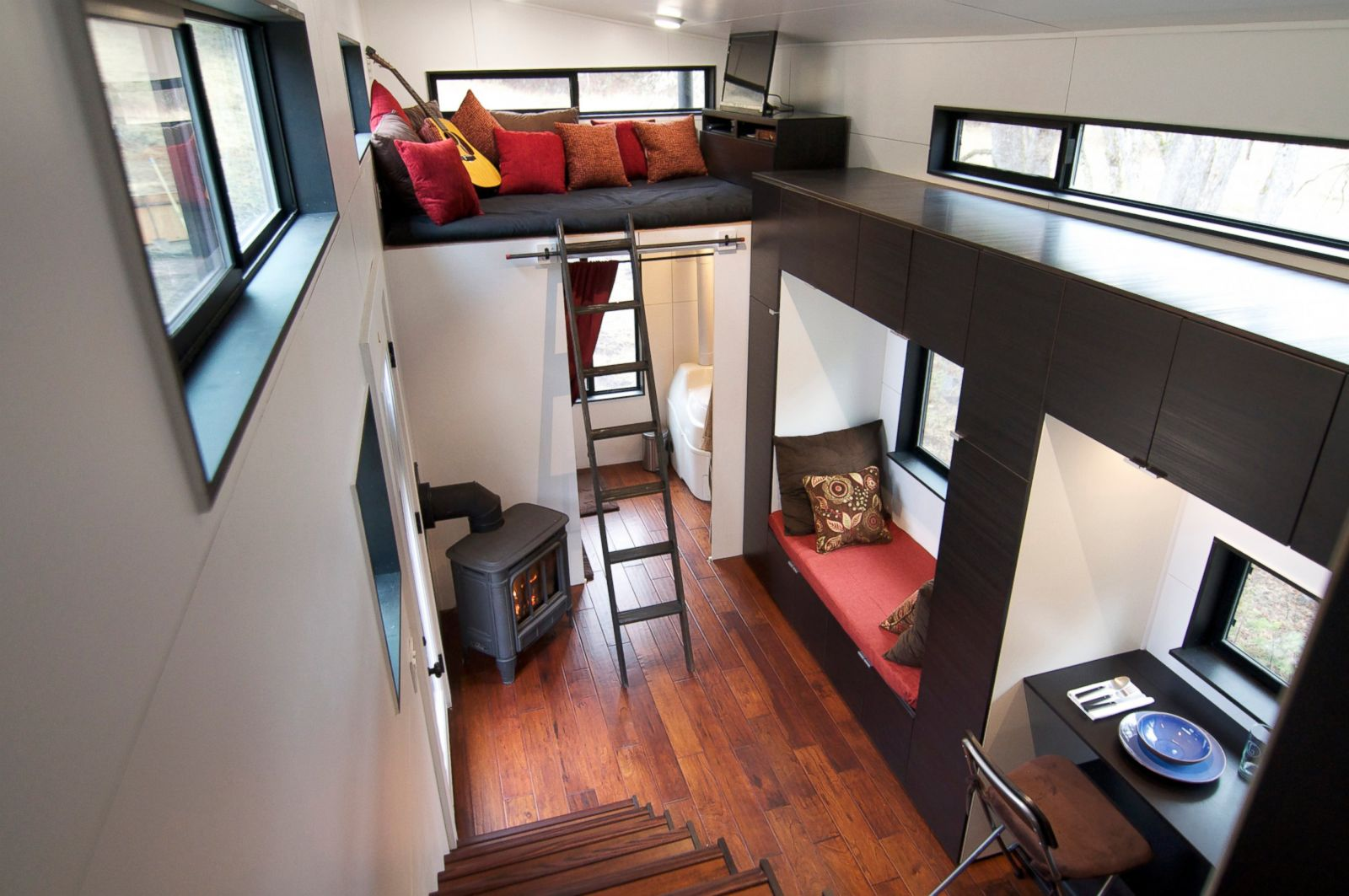 tiny houses inside one familys dream home photos image 1 abc news - Tiny House Inside