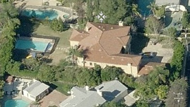 PHOTO: Tori Spelling's home in Malibu.