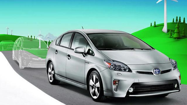 PHOTO: 2012 Toyota Prius