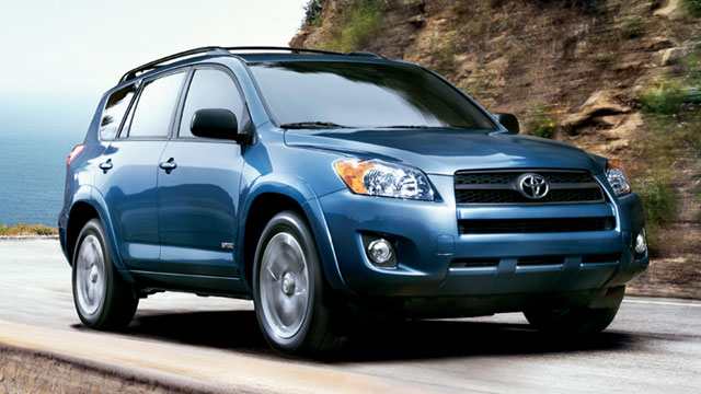 PHOTO: 2012 Toyota RAV4