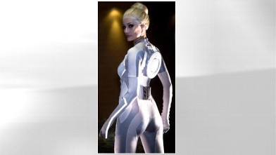PHOTO: A Siren Gem Tron: Legacy costume for Halloween is being sold on Ebay.com for $2,500.