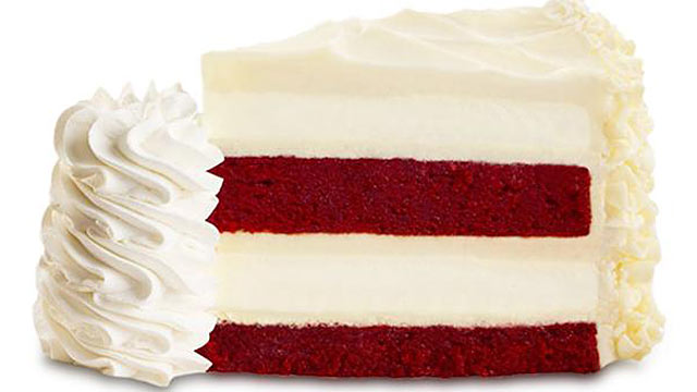 Red Velvet Cake Calories Per Slice