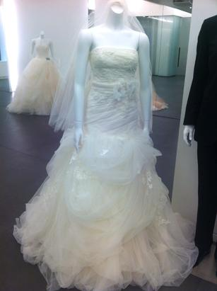 Affordable\' Vera Wang Spring 2013 Wedding Gowns to Debut This Winter ...