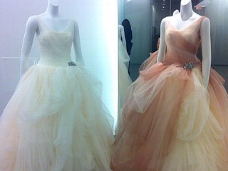 Photos: 'Affordable' Vera Wang Bridal Preview