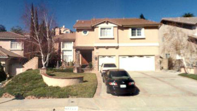 PHOTO: Viola Davis' Granada Hills home