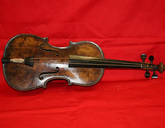 Titantic Violin Sells In Auction