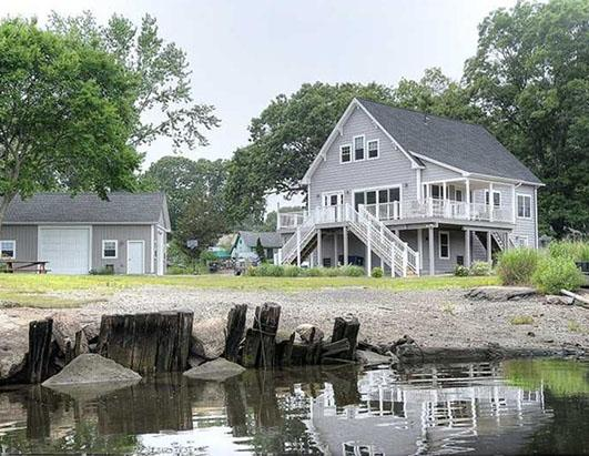 Waterfront Homes for $500,000