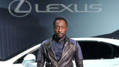 Will.i.am Designs Lexus NX With 4 Panoramic Camera Lenses